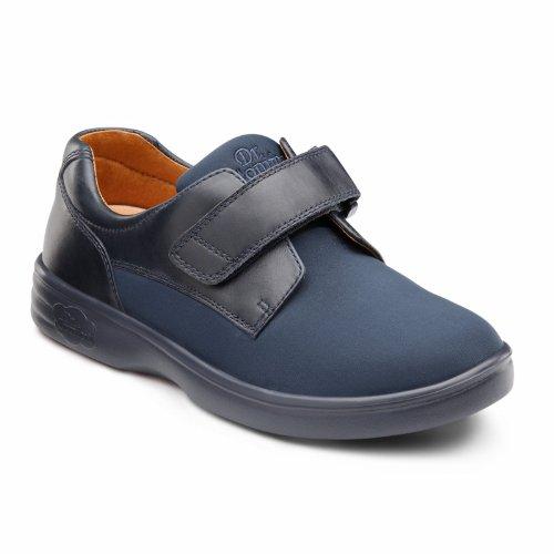 Dr. Comfort Annie Women's Casual Shoe Blue