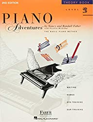 Piano Lessons Birmingham - Faber Level 2B Theory Book