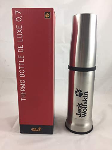 Jack Wolfskin Thermoflasche Thermo Bottle Deluxe 0,7l mit Becher + Deckel