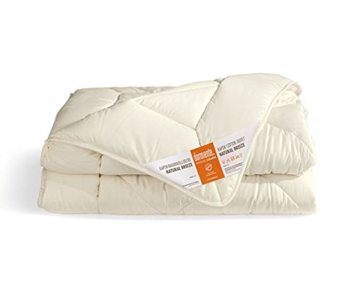 Dormiente Natural Breeze All Season Kapok 135x200 cm 1200g, Größe: 135x200