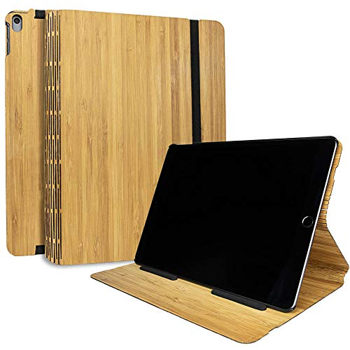 JUNGHOLZ WoodCase - Schutzhülle & Case aus Holz für iPad Air 3 10.5