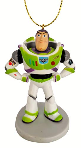 Buzz Lightyear from Toy Story 4 Figurine Holiday Christmas Tree Ornament - Limited Availability - New for 2019
