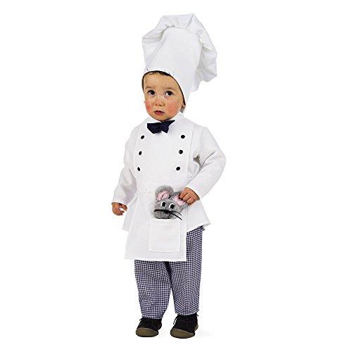 Lima Toys- Disfraz Cocinero, 3 años (MB229)