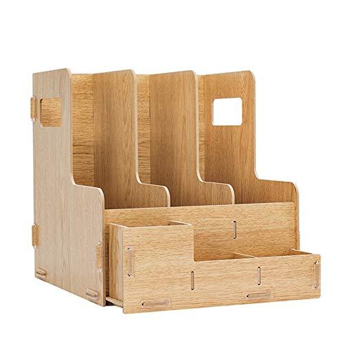 Compartiment magazine rack de stockage box office magazine rack storage box de stockage moderne style minimaliste fichier classification salle de classe module titulaire A4 papier