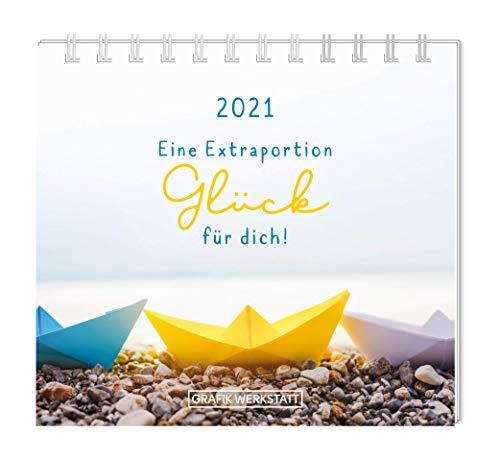 """Minikalender 2021 """"Eine Extraportion Glück für dich!"""""""
