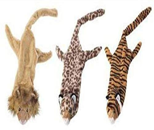 Skinneeez Jouet pour Chat Jungle Assortiment, 63,5 cm