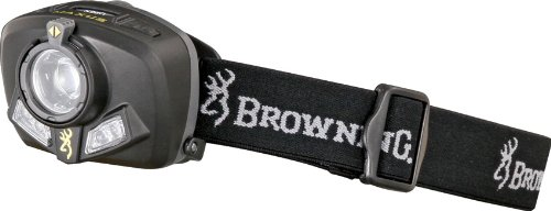 Browning Pro Hunter LED Light Maxus, Headlamp, Black