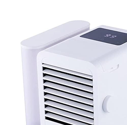 SVNA Aire Acondicionado Personal Ventilador Enfriador USB Humidificador Mini Ventilador Dormitorio Ventilador de Escritorio
