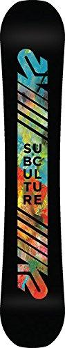 K2Hombre Subculture Snowboard, Hombre, SUBCULTURE, Multicolor