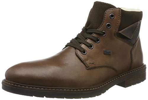 Rieker Herren F5311 Klassische Stiefel, Braun (Mahagoni/Kastanie/Moro 26), 44 EU