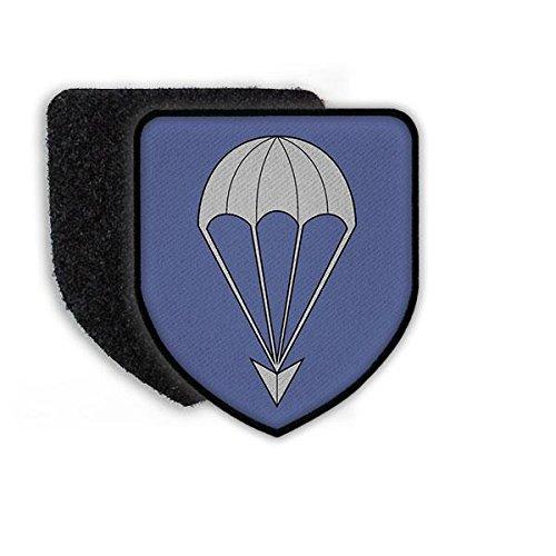 Copytec Patch LLBrig 25 Luftlandebrigade Bundeswehr Schwarzwald Fallschirmjäger Aufnäher Abzeichen Wappen #20674