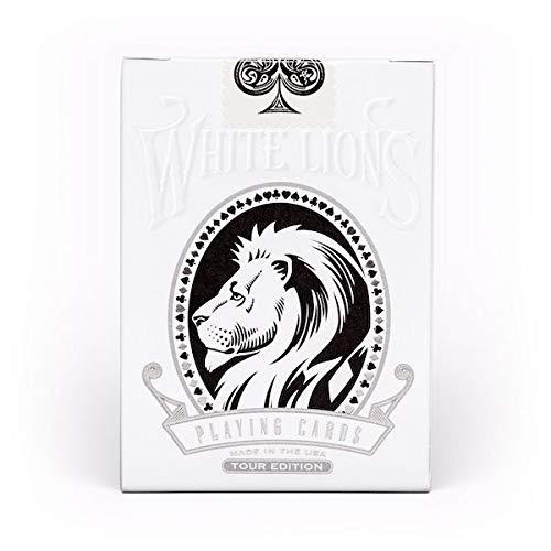 D52 White Lions Tour Black Reverse