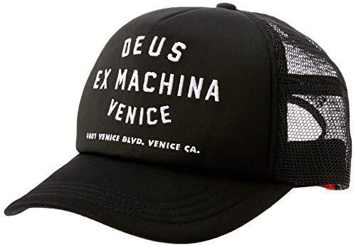 Deus Ex Machina - Venice Address - Gorra - Black