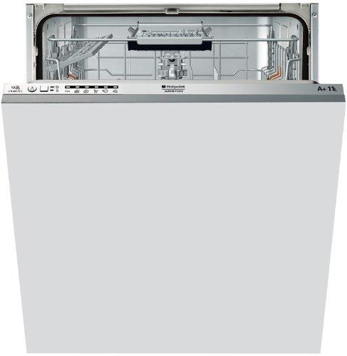 Hotpoint LTB 6B019 C UE Lavastoviglie con 13 impostazioni completamente integrate A + (pulsanti, 13 coperti, 49 dB), Bianco