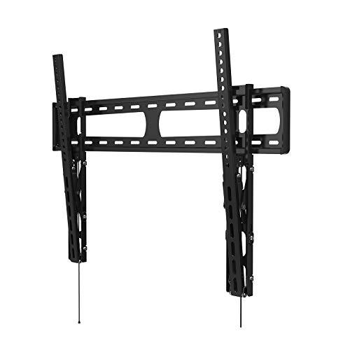 TV-Wandhalterung mit Wasserwaage, neigbar (47-90 Zoll/Traglast: 60 kg)