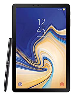 "Samsung Electronics SM-T830NZKAXAR Galaxy Tab S4 with S Pen, 10.5"", Black (B07FNZHWH2) 
