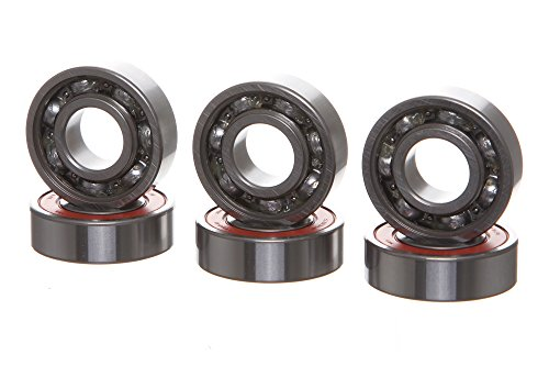 REPLACEMENTKITS.COM - Brand Fits John Deere Spindle Bearing Set Replaces GX20818 & GX21510 for L & LA 100 110 120 130 140 -