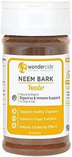 Wondercide Neem Bark Powder Dental & Digestive Support for Dogs & Cats - 4 oz
