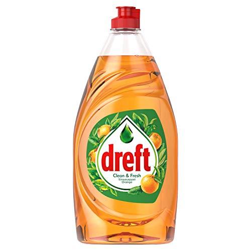 Dreft - Clean & Fresh Orange Geschirrspülmittel - 383 ml