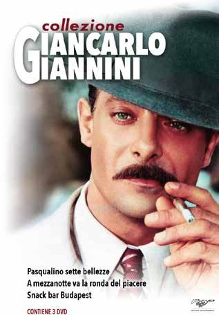 Giancarlo Giannini Collection (3 Dvd) [Italia]