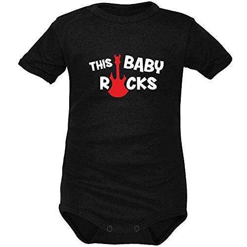 Body bébé Rock : This Baby Rocks