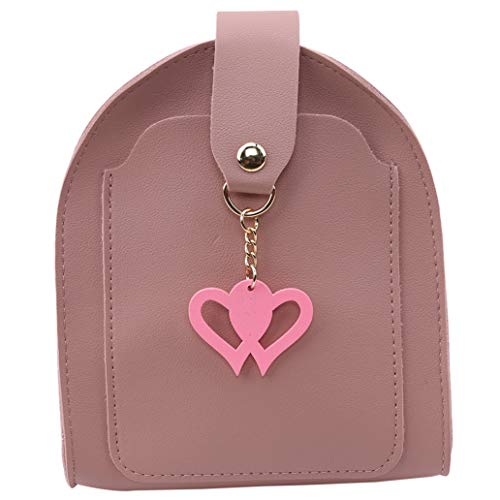 Material: PU leather Length, width, height, height, 15*4.5*18cm, shoulder strap length, about 140, error, about 1cm High quality material, strong and tough, feel comfortable Fine stitching, comfort and peace of mind Intimate capacity design, easier t...