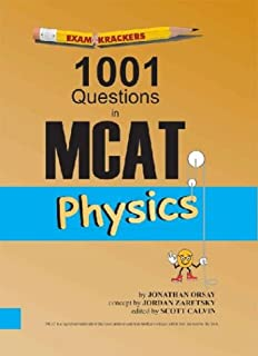 Examkrackers: 1001 Questions in MCAT in Physics