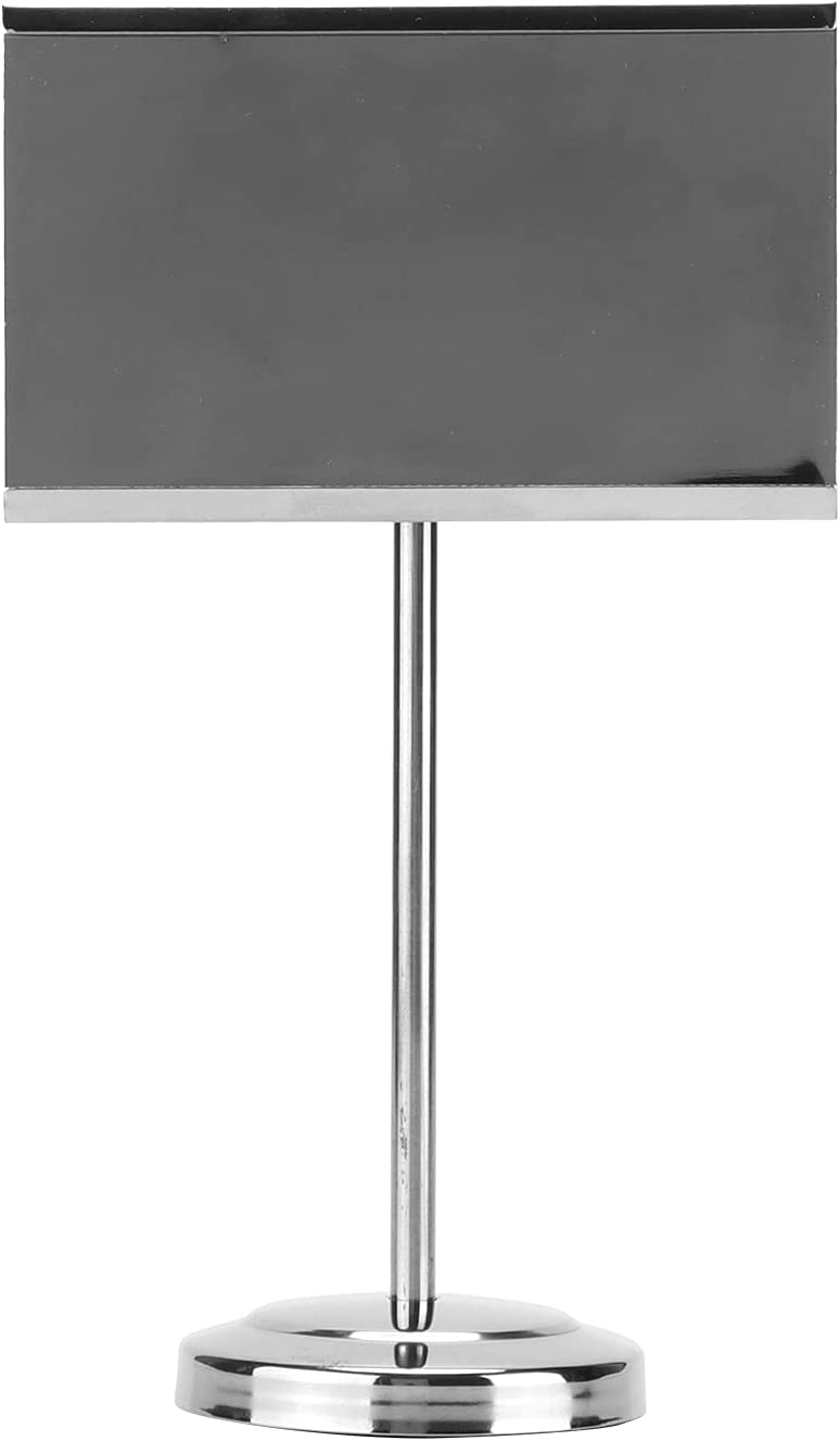 Tomotato Table Miami Mall Classic Number Holders Iron Slip Stable Base Thicken Non