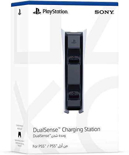 Official PlayStation 5 DualSense Charging Station £24.99 at Amazon
