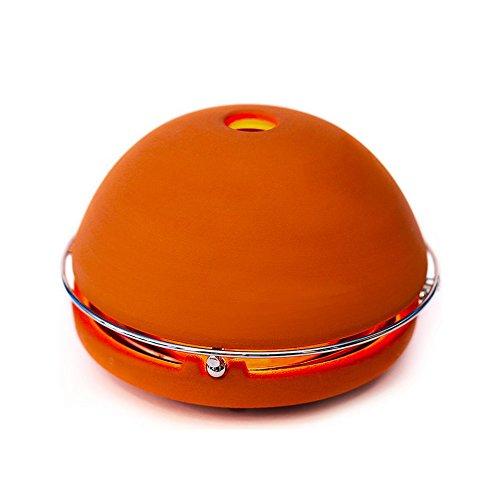 Egloo Natural - Gadget multiusos calefactor bajo consumo, difusor de aromas, humificadores aromaterapia,purificador de aire,lampara de mesa,accesorios para el hogar.Cosas de casa y de cocina
