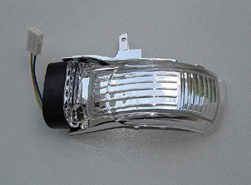 Spiegelblinker Links Pro!Carpentis kompatibel mit Touran 1T1 1T2 2003 bis Facelift 04/2010 Achtung nach Facelift andere Blinker komplett mit LED, Blinkerglas, Spiegel