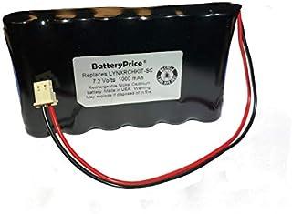 LYNXRCHKIT-SC LYNX WALYNX-RCHB-SC 7.2v//1500 mAh Battery.