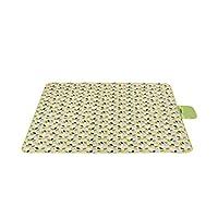 屋外のピクニックマット厚いピクニック布多機能キャンプトラベルパークオックスフォードクロスピクニックマットポータブルマットトートバッグ ファッションピクニックマット (Color : A, サイズ : 145X200CM(57X78.7IN))