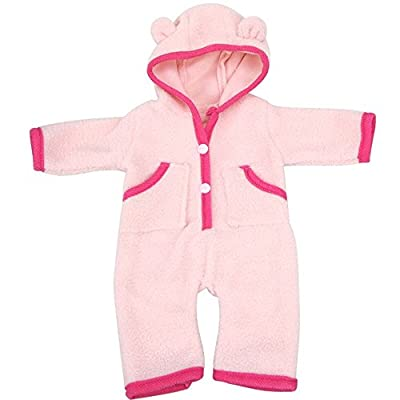 AOFUL 16 Inches Bitty Baby Doll's Clothes