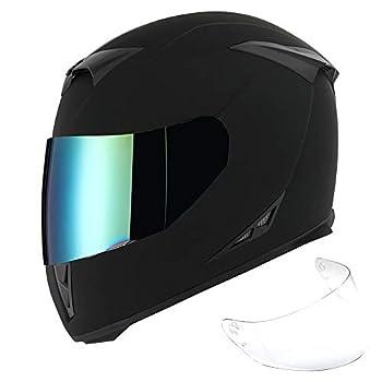 Best mirrored motorcycle helmet Reviews
