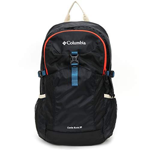 [Columbia(コロンビア)] リュック CASTLE 20L BACKPACK(キャッスルロック20Lバックパック) PU8428 ブラックマルチ