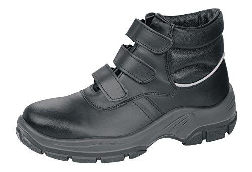 Abeba Abeba Sicherheitsschuhe Sanitäterschuhe schwarz 1655 Gr. 36