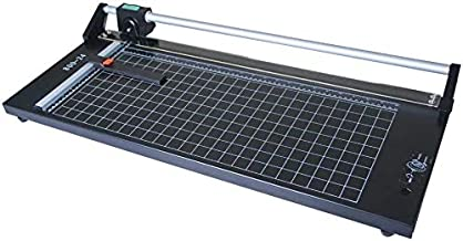 US Stock PRO 24 Inch Precision Rotary Paper Cutter Trimmer, Professional Sharp Photo Paper Cutter Heavy Duty