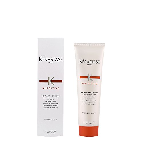 Price comparison product image Kerastase Nutritive Nectar Thermique Polishing Nourishing Milk (For Dry Hair) 150ml / 5.1oz