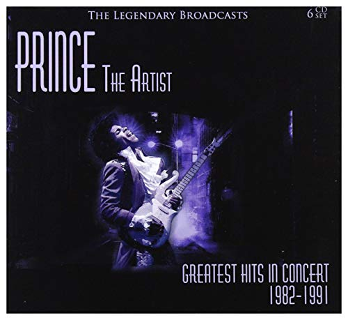 The Artist Greatest Hits in Concert 1982-1991 (Box 6cd)