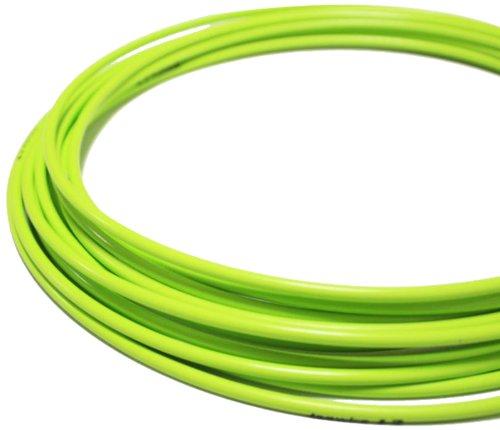 Jagwire CGX Slick-Lube - Latiguillo de Freno para Bicicletas, Color Verde