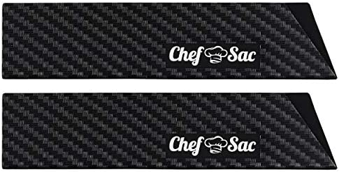 Chef Sac Knife Edge Guards Universal Blade Cover Professional Protector Durable BPA Free ABS product image