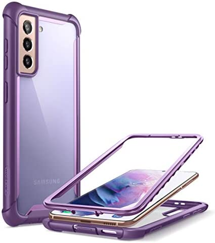 i Blason Ares Series Case Designed for Galaxy S21 Plus 5G 2021 Release Rugged Clear Bumper Case product image