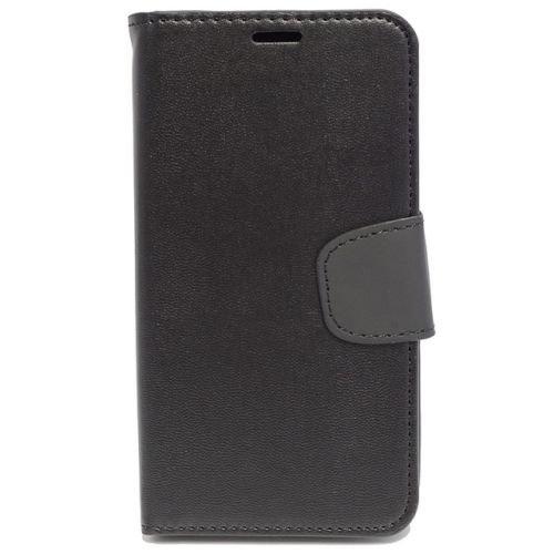 Piel de imität Book Case Sonata Diary $ para Samsung Galaxy S6sm-g920F G920G9200Cover Funda Flipcase Funda Libro Forma Plástico TPU Soporte para tarjetas de crédito, compatible con Alcatel One Touch POP C7