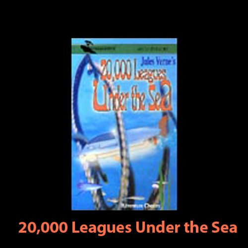 20,000 Leagues Under the Sea (Dramatized) cover art