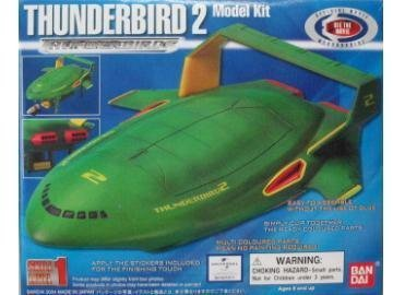 Thunderbird 2 Kit 1/450