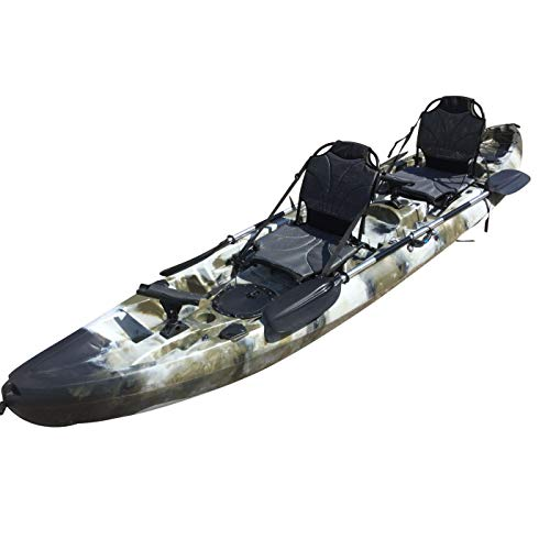 Cambridge Kayaks ES, Sun Fish TÁNDEM SÓLO 2 + 1,Desert, RIGIDO