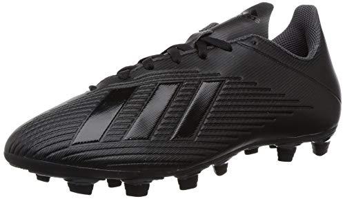 adidas Herren X 19.4 Fxg Fußballschuhe, Schwarz (Core Black/Core Black/Utility Black Core Black/Core Black/Utility Black), 42 2/3 EU