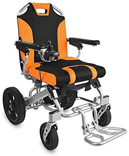 Cynyy Elektrisch Leicht Zusammenklappbar Vollautomatischer Elektrischer Rollstuhl Faltbar Elektrische Rollstühle Aluminiumrahmenmaterial Leicht Klappbar Intelligent Automatisch