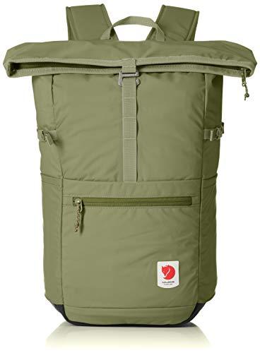 FJALLRAVEN High Coast Foldsack 24 Mochilas, Unisex Adulto, Green, Talla Única
